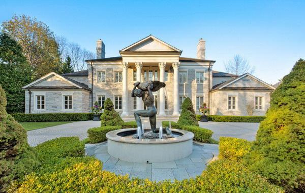 Belle Maison En 2014 : Top du marché mondial de l immobilier luxe