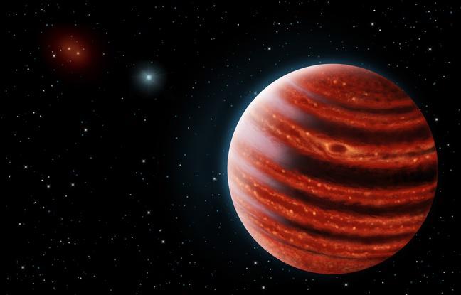 planete nouvelle decouverte