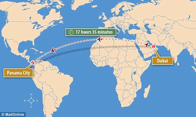 Emirates Va Lancer Le Vol Sans Escale Le Plus Long Du