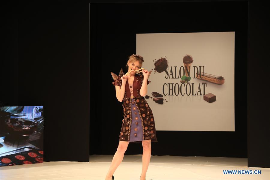 Les plus grands chocolatiers du monde se retrouvent au - Salon du chocolat reims 2017 ...