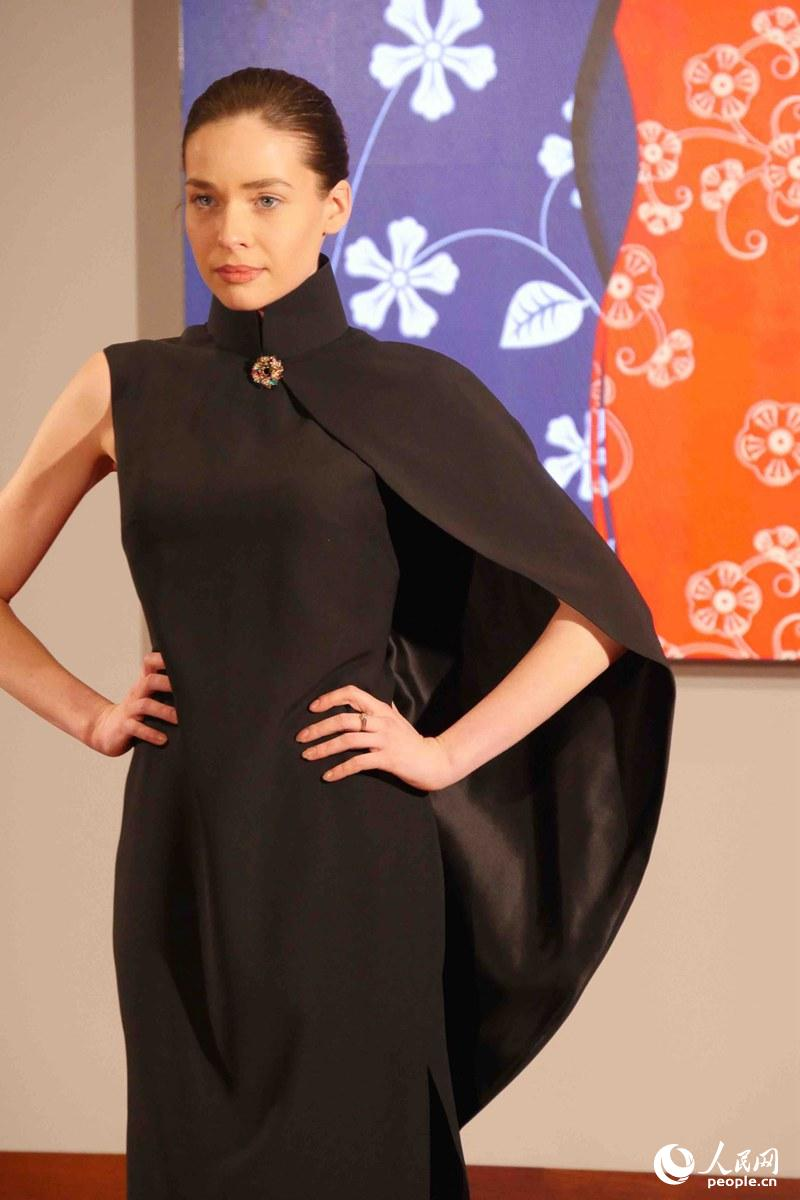 Robe chinoise moderne