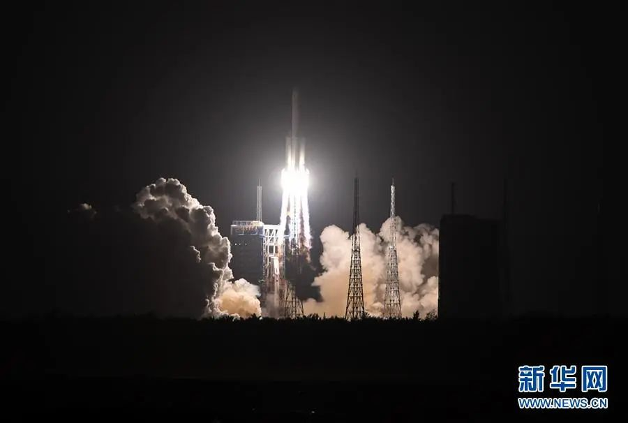 Fin des tests pour le Shijian 20, le plus grand satellite chinois