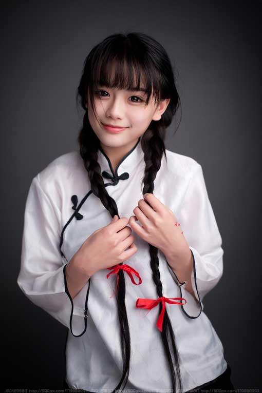 les belles filles les plus populaires sur la toile chinoise 3