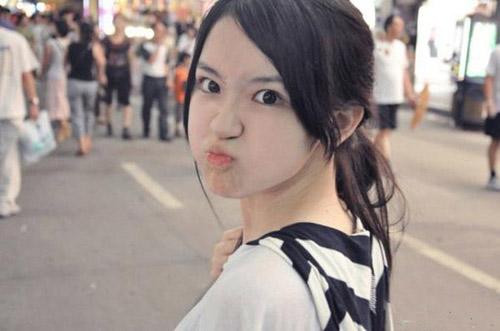 les belles filles les plus populaires sur la toile chinoise
