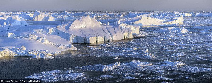 arctique paysage - Photo